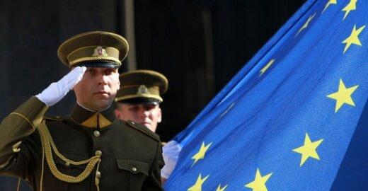 EP tyrimas: lietuviai vis labiau tampa europiečiais