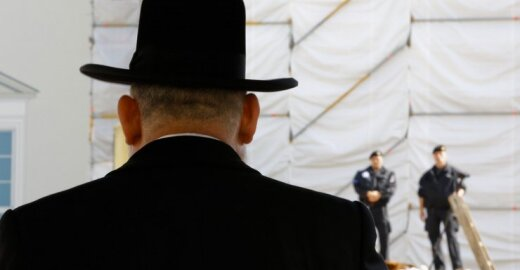 Tyrimas: žydai vis dar nesijaučia saugūs Vokietijoje