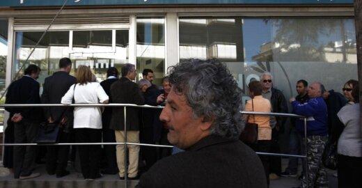 Kipro prezidentas: Nikosija nusivylusi neteisinga ES pozicija