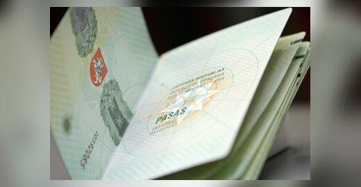 Pasienio teritorijoje su ES šalimis siūloma atsisakyti prievolės nešiotis dokumentą