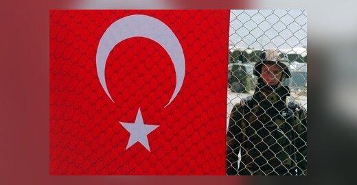 Nutekinti dokumentai atskleidžia įtampą tarp Turkijos ir ES