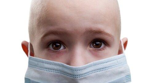 Dėl ES taisyklių vėžiu sergantys vaikai negauna gyvybiškai svarbių vaistų