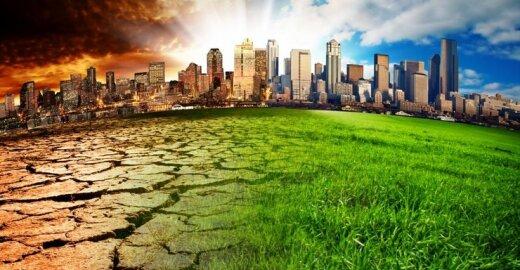 Klimato kaita: kontroversija tame, kad kontroversijos nėra