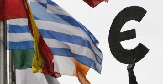 Vartotojų pasitikėjimo rodikliai ES ir euro zonoje smuko
