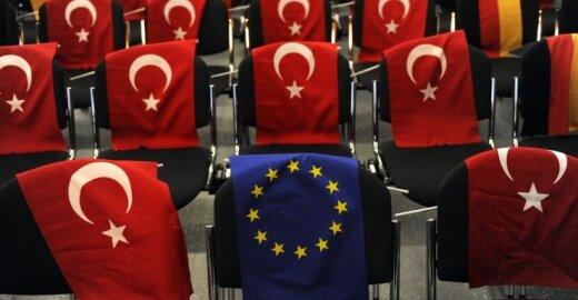 Turkija deda viltis į Vokietiją