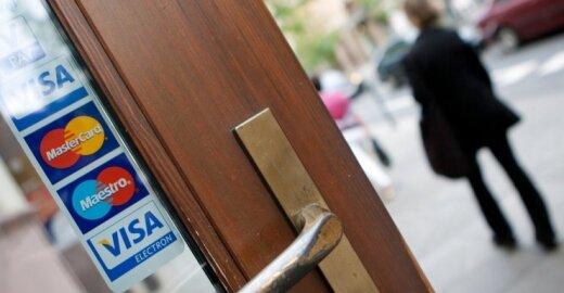 """ES smūgiuoja kreditinių kortelių milžinei """"Mastercard"""""""