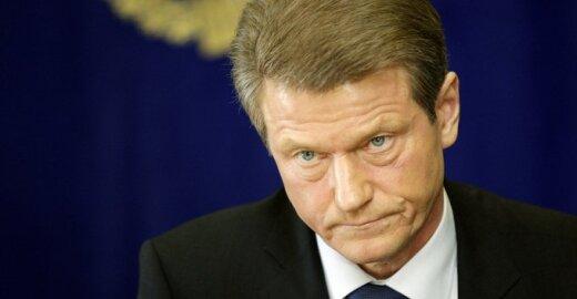 EŽTT: uždraudusi kandidatuoti į Seimą Lietuva pažeidė R.Pakso teises