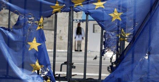 Chaosas ES ir dar devynios siaubą keliančios 2014 m. prognozės
