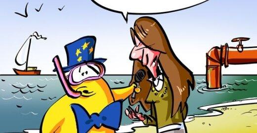 Europiukas kalbina EP narę iš Lietuvos Radvilę Morkūnaitę