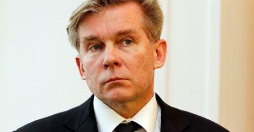 A.Ažubalis: Lietuva su kaimynais turi tapti sėkmės regionu ES