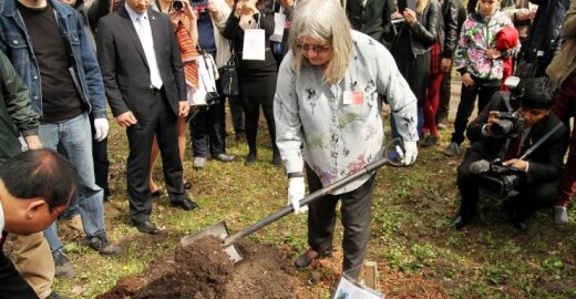 Kaune apsilankė pasaulinio garso antropologė prof. Birutė Galdikas