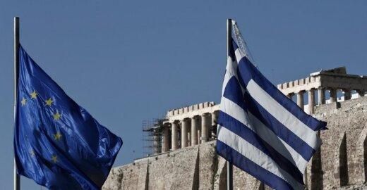 Graikija lipa iš krizės ir veda iš jos ES