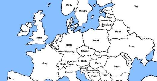 """Kokius būdvardžius prie šalies pavadinimo automatiškai išmeta """"Google"""""""