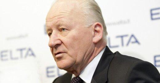 Juozas IMBRASAS, europarlamentaras