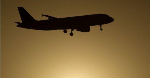 ES lėktuvų keleivių duomenų Rusija kol kas negaus