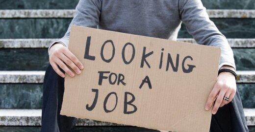"""Nedarbo """"randai"""" visuomenėje"""