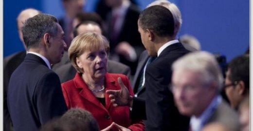 L. H. Loong, A.Merkel ir B. Obama