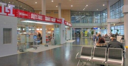 Duty-free parduotuvė