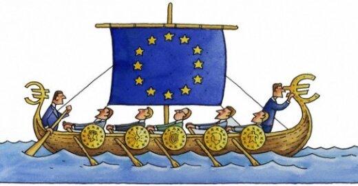 Nuomonė. Euro laivas skęsta?