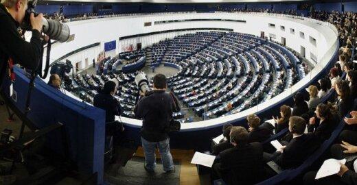 """""""Parlamentariumo"""" statyboms skirtos išlaidos 4,7 mln. eurų viršija biudžetą"""