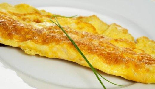 ATRADIMAS: virta kiaušinienė