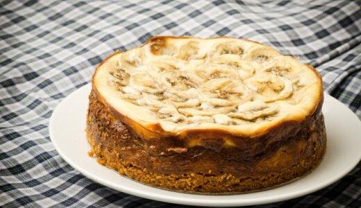 Pats skaniausias BANANŲ pyragas
