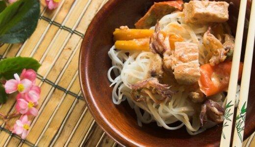 """Tailando virtuvės įdomybės arba kodėl tajų kalboje nėra žodžio """"badas"""""""
