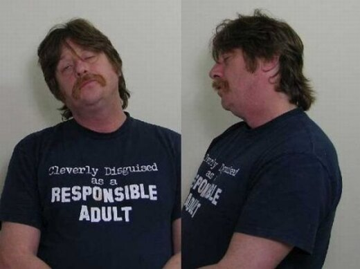 16 nusikaltėlių, kurie sulaikyti policijos buvo su pačiais geriausiais marškinėliais