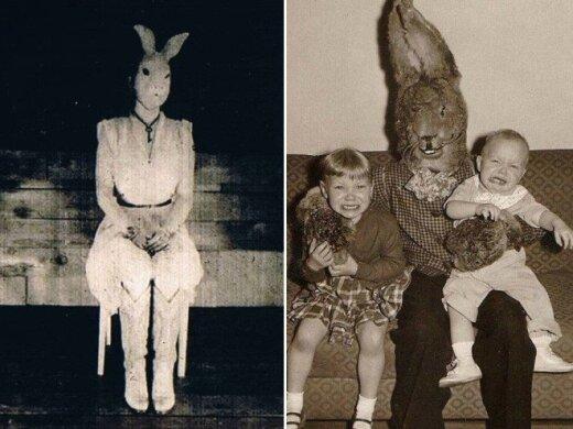 18 pačių kraupiausių Velykinių kiškučių: po šito sapnuosite košmarus