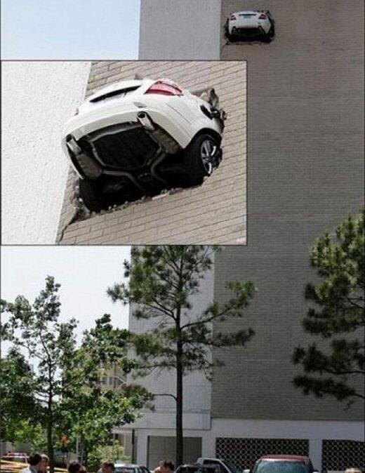 17 beprotiškų nuotraukų, kurios privers jus paklausti, kaip po velnių tai galėjo atsitikti?