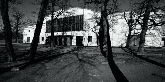 Kauno sporto halė (Kauno turizmo informacijos centro ir konferencijų biuro nuotr.)