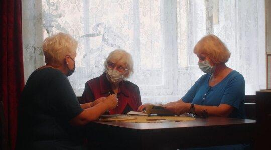 Socialiniai darbuotojai senjorams tampa tarsi šeimos nariais