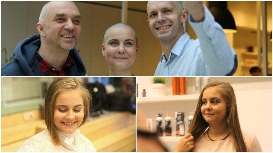 Jautrūs 17–metės išgyvenimai: man atrodė, kad vėžys yra visur. Maiste, ore, mokykloj, namie
