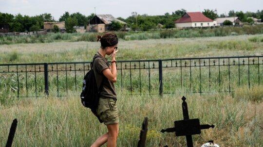 Giedrė Lingytė Mamyčių kapinėse