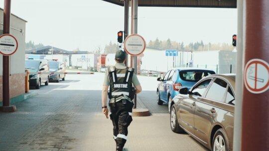 Valstybės sienos perėjimo punktas Medininkuose