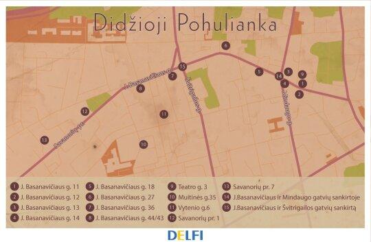 Kaip lėbautojų traukos centras tapo prestižiškiausiu Vilniaus rajonu
