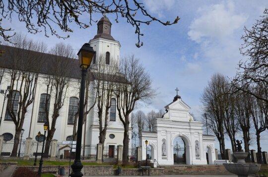 Telšių katedra (B. Vaitkutės nuotr.)