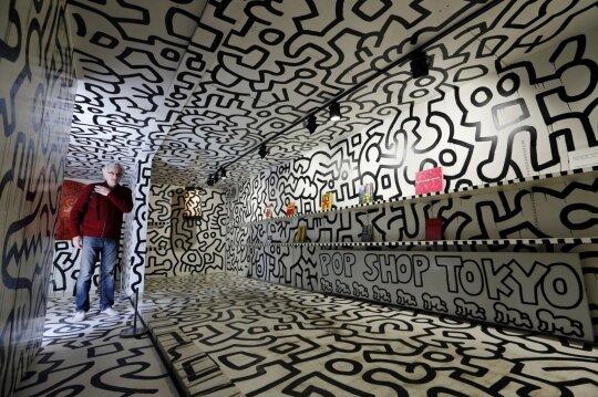 Keithas Haringas