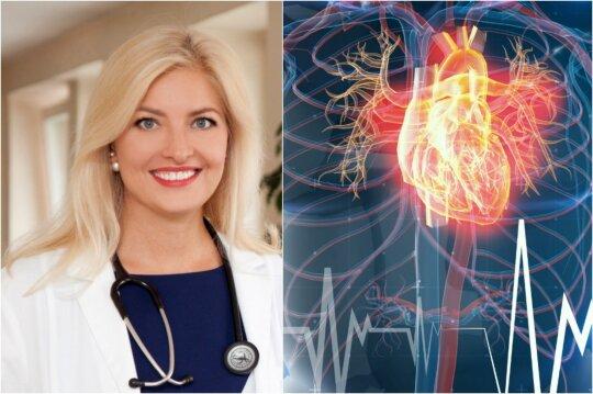 COVID-19 pasekmės: smulkūs krešuliai nusėja organus, vystosi infarktas, širdis pažeidžiama net jauniems