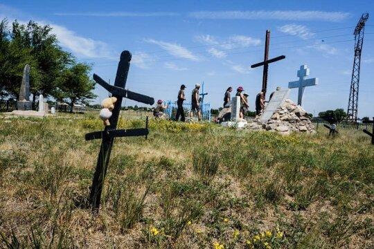 Mamyčių kapinės