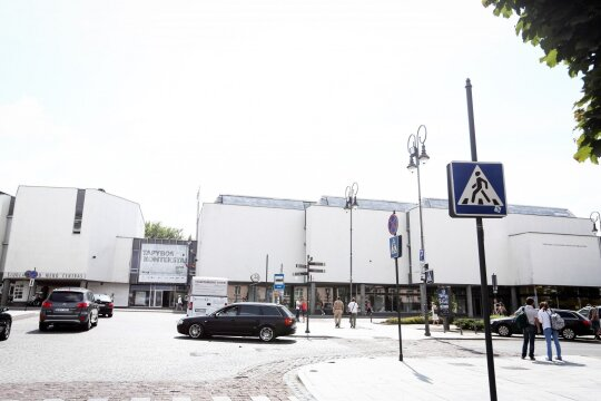 Prestižiniame Vilniaus kvartale esantis pastatas, kurį prieš Kaziuką tiesiog būtina prisiminti