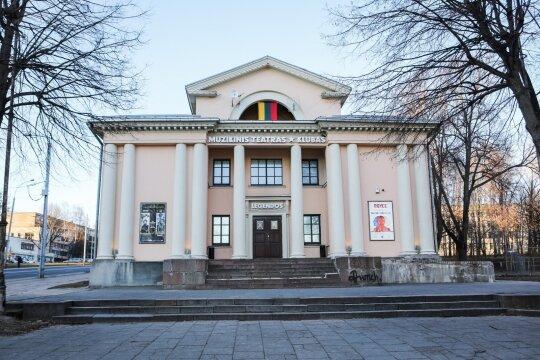 "Muzikinis teatras-klubas ""Legendos"" (Kalvarijų g. 85)"