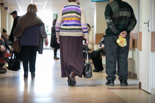 Jokio optimizmo: didesnės pensijos galima tikėtis tik stipriai pavėlinus pensinį amžių