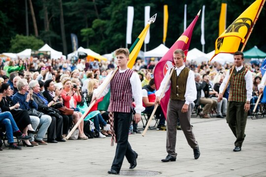Lietuvių tradicija stebina net visko mačiusius