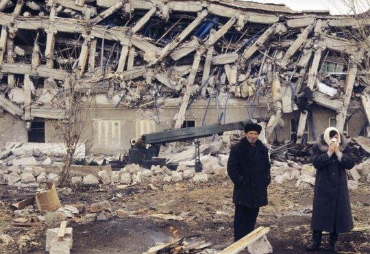 Землетрясение в Армении 1988 года