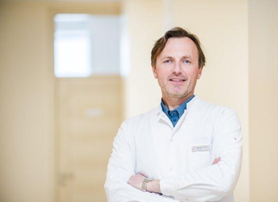 "Endokrinologas Raimondas Savickas (""Northway"" medicinos centro nuotr.)"