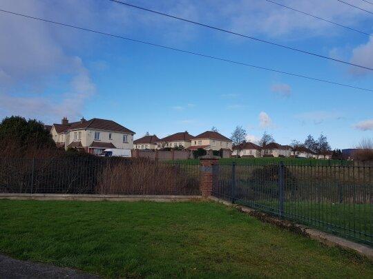 Emigrantės gyvenimas Airijoje, Blanchardstown rajone