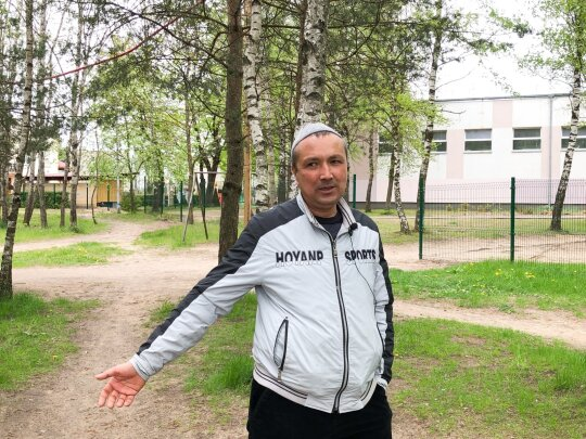 Хайрулло Сайфутдинов