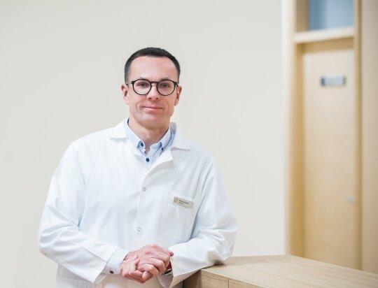 Ortopedas traumatologas Markas Fiodorovas