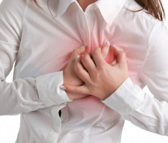 Kaip atpažinti miokardo infarkto požymius?